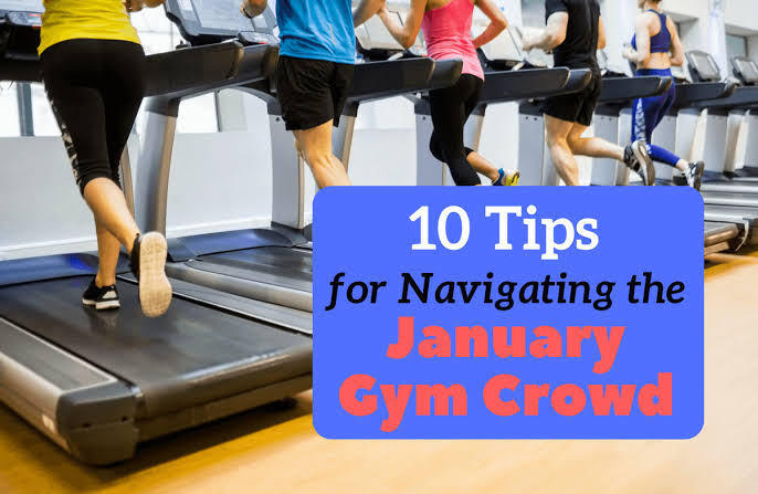 5 Tips on How to Work Out in a Crowded Gym